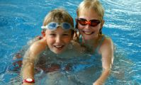Swimming lessons 7-10 years - Tuesday